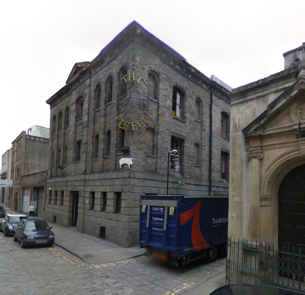 The Fleece on St. Thomas Street - Stalwart venue of the Bristol Music Scene